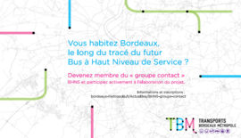 BHNS : groupe contact