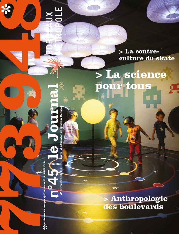 Couverture du Journal #45 - 4e trimestre 2018